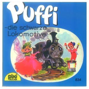 Puffi die schwarze Lokomotive(ピクシー絵本834_機関車パフィ)