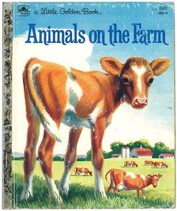 Animals on the Farm(リトルゴールデン...