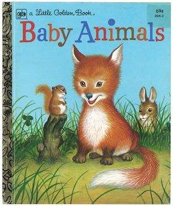 Baby Animals (リトルゴールデンブック...