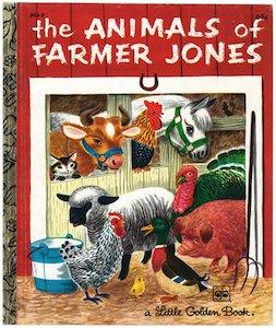 The Animals of Farmer Jones(リトルゴ...
