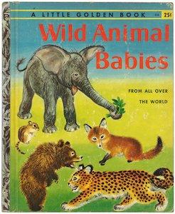 Wild Animal Babies(リトルゴールデン...