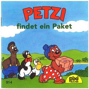 ペッツィと小包み表紙