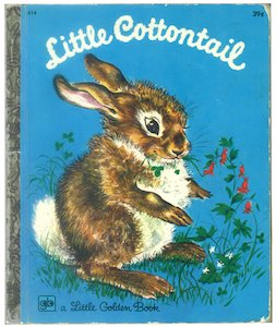 Little Cottontail(ちいさなコットンテール/1972年版)
