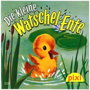 Die kleine Watschel-Ente(あひるのぴいこちゃん)