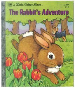 The Rabbit's Adventure(うさぎのぼうけん)