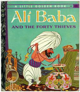 Alibaba and the Forty Thieves...