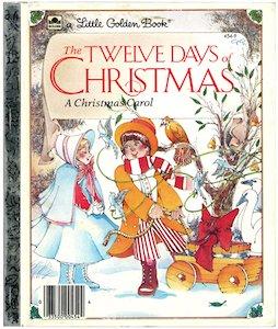 The Twelve Days of Christmas(クリスマスの12日/第6版)