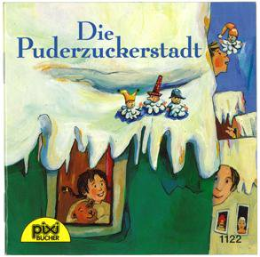 Die Puderzuckerstadt(粉ざとうの街)