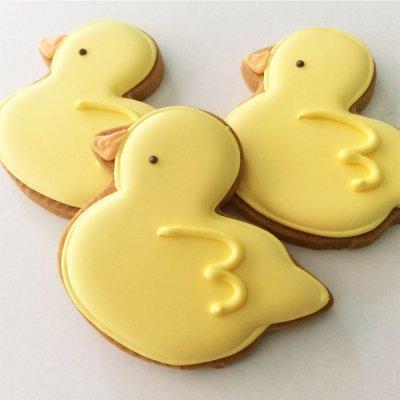 定番人気★ほんわかぴよこクッキー