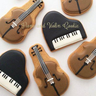 ピアノ/バイオリン Cookie