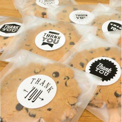 SweetsHOLIC★アソートステッカー Choco/Caramel Cookie