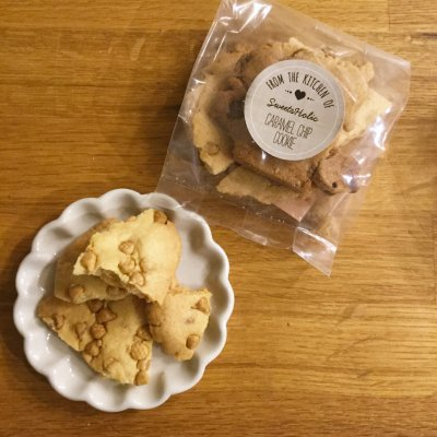 SweetsHOLIC★ザク割 Caramel chip Cookie