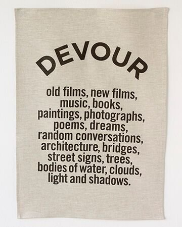 STUDIO PATRO   TEA TOWEL「DEVOUR」3