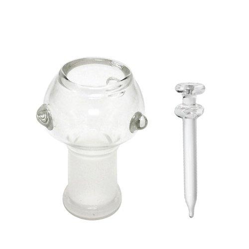 ガラスドーム 14mm