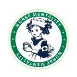 【メール便対応】 ステッカー - NURSE MENTALITY