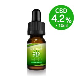 NATUuR CBD E-Liquid 420 CBD420mg/10ml