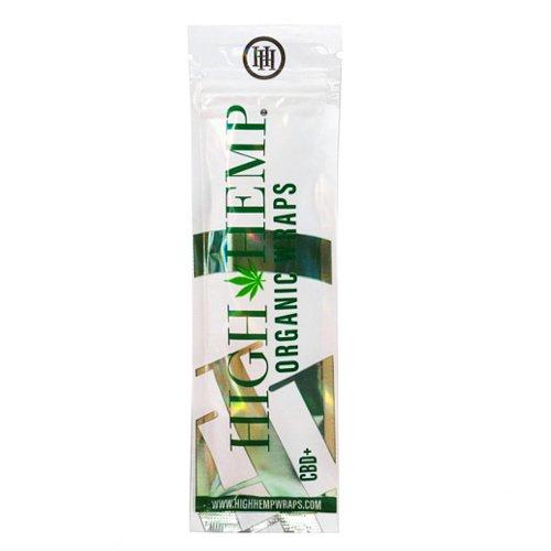 【メール便対応】 ヘンプラップ High Hemp Organic Wraps 2枚入り