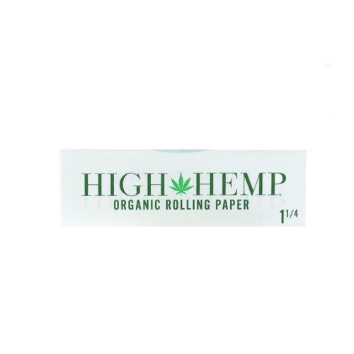 【メール便対応】 High Hemp オーガニックヘンプ 1 1/4サイズ 76mm