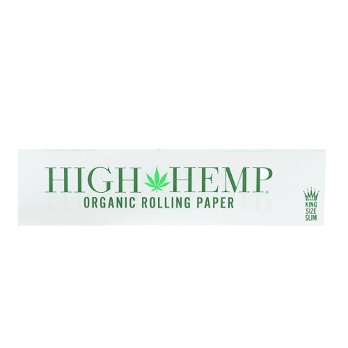 High Hemp オーガニックヘンプ キングサイズスリム 107mm