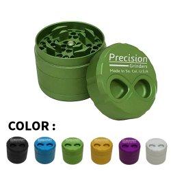 Precision Grinders - ラージハーブグラインダー 4パーツ