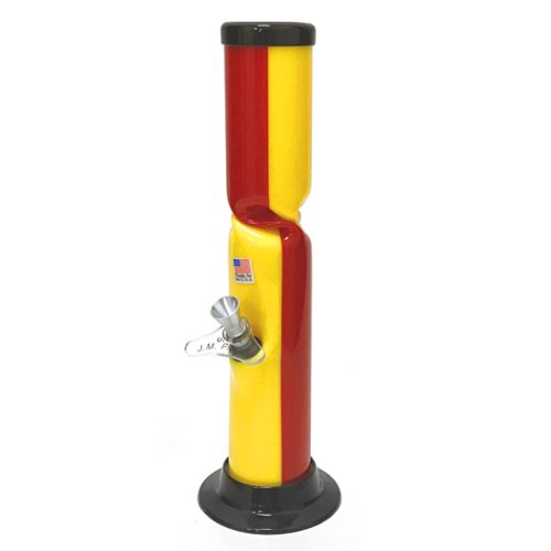 <img class='new_mark_img1' src='https://img.shop-pro.jp/img/new/icons58.gif' style='border:none;display:inline;margin:0px;padding:0px;width:auto;' />12 inch Acrylic Twist Ice Bong /