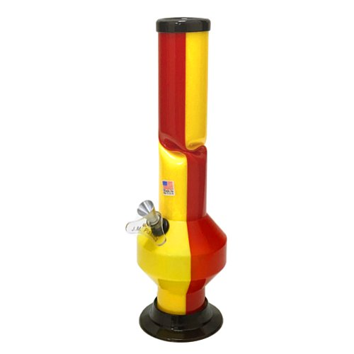 <img class='new_mark_img1' src='https://img.shop-pro.jp/img/new/icons31.gif' style='border:none;display:inline;margin:0px;padding:0px;width:auto;' />12 inch Acrylic Twist Ice Bong /