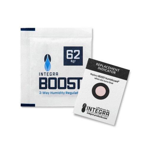 【メール便対応】 Integra Boost 62% 8グラム 調湿剤 保湿剤