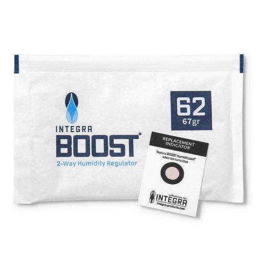 【メール便対応】 Integra Boost 62% 67グラム 調湿剤 保湿剤