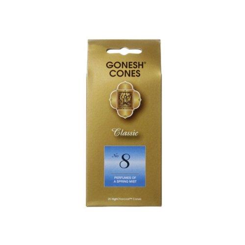 "GONESH / CONE INCENSE ""NO.8"" / MADE IN USA / ガーネッシュ コーンインセンス ""NO.8"""