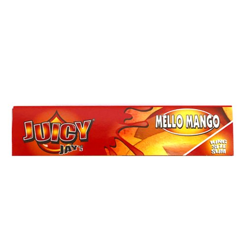 Juicy Jay's MELLO MANGO キングスリムサイズ 109mm