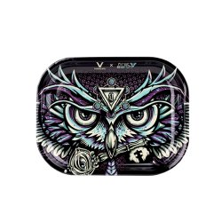 V-SYNDYCATE × FIRST EARTH Collaboration / OWL METAL TRAY
