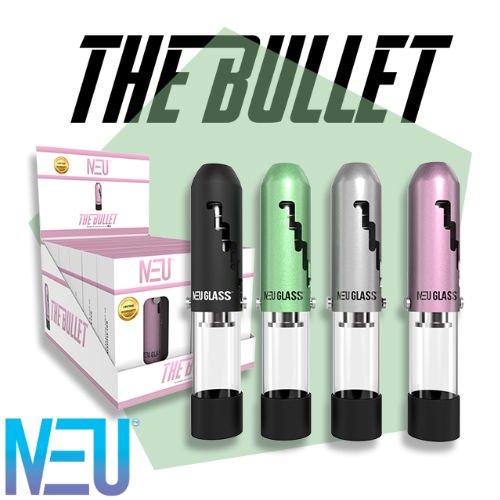 【メール便対応】 NEU - Bullet ガラスブラント
