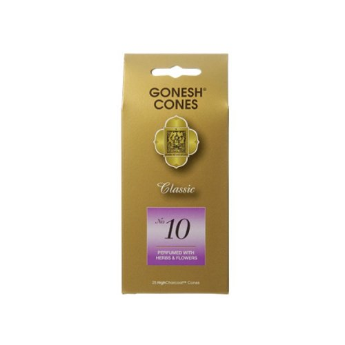 "GONESH / CONE INCENSE ""NO.10"" / MADE IN USA / ガーネッシュ コーンインセンス ""NO.10"""