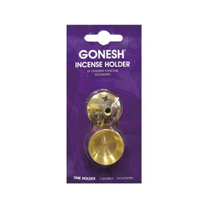 GONESH / BRASS INCENSE HOLDER / 真鍮製お香たて