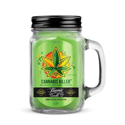 Beamer 消臭キャンドル Cannabis Killer 12オンス