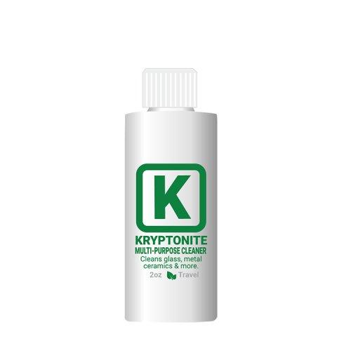パイプ&ボング洗浄液 KLEAR Kryptonite 2oz トラベルボトル