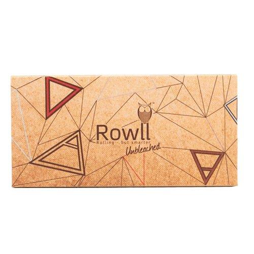 【メール便対応】 ROWLL オールインワン ローリングキット Unbleached キングスリムサイズ 108mm