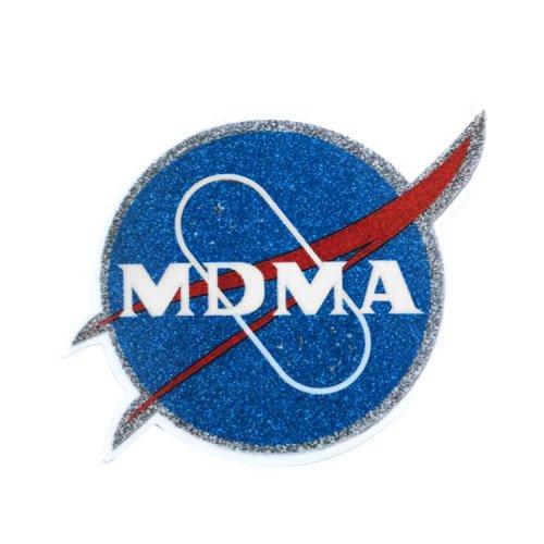 【メール便対応】 ステッカー - MDMA