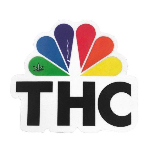 【メール便対応】 ステッカー - THC Network