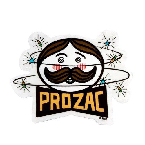 【メール便対応】 ステッカー - Prozac