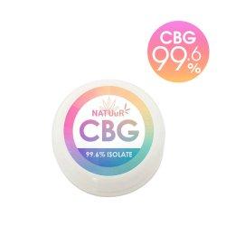 【送料無料】 NATUuR - CBG Isolate アイソレート CBG99.6% 0.5g