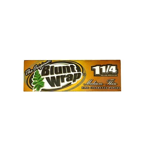 【メール便対応】 Blunt Wrap Medium Thin 1 1/4サイズ 76mm