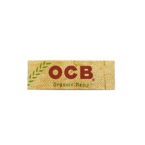 【メール便対応】 OCB オーガニックヘンプ シングル 69mm
