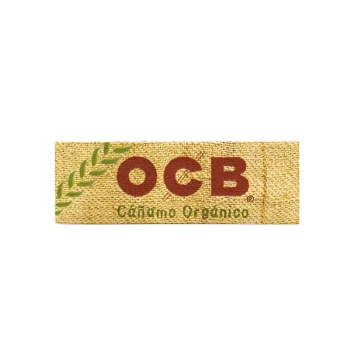【メール便対応】 OCB オーガニックヘンプ 1 1/4サイズ 76mm