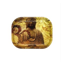 <img class='new_mark_img1' src='https://img.shop-pro.jp/img/new/icons58.gif' style='border:none;display:inline;margin:0px;padding:0px;width:auto;' />BUDDHA & OM METAL TRAY