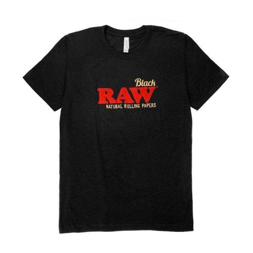 RAW - ロゴTシャツ Black Taste Your Terps