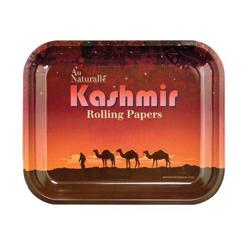 """Kashmir / Original Rolling Metal Tray """"Large"""" / メタルトレー 特大サイズ"""