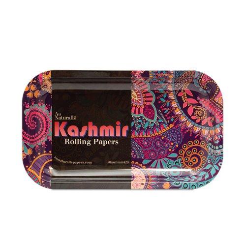 "Kashmir / Special Edition #1 Rolling Metal Tray ""Medium"" / メタルトレー 中サイズ"