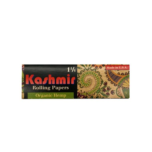 <img class='new_mark_img1' src='https://img.shop-pro.jp/img/new/icons11.gif' style='border:none;display:inline;margin:0px;padding:0px;width:auto;' />Kashmir / Organic Hemp Rolling Papers 1 1/4 / オーガニックヘンプ ローリングペーパー