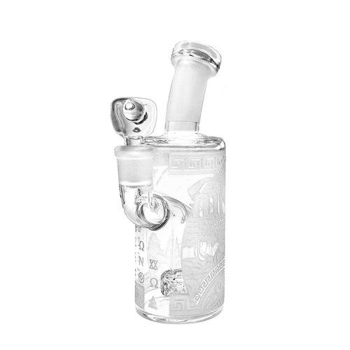 エッチングガラス ダブリグ エンシェントグリーク
